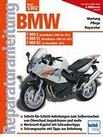 WERKSTATTHANDBUCH REPARATURANLEITUNG WARTUNG 5302 BMW F 800 S F800 ST F800 GT