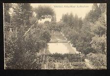 773 TIVOLI -Villa d'Este - Le Peschiere