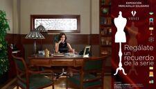 VELVET. Prop. Articulo de atrezo de la serie TV. Lamina Ana Rivera