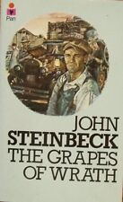 The Grapes of Wrath,John Steinbeck- 9780330244336