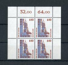 BUND Nr.1811 ** ECKRAND-VB l.o. + r.o. REIHENZÄHLER ME 40,-++ !!! (137693)
