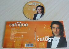 VERSION CD DIGIPACK BEST OF TOTO CUTUGNO 14 TITRES 2006