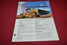 Ford Tractor 545D Industrial Loader Dealer's Brochure GDSD7