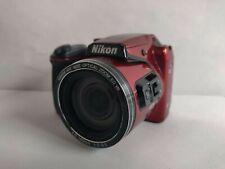 Read Details Nikon Coolpix B500 16MP 40x Optical Zoom Digital Camera Wifi - Red