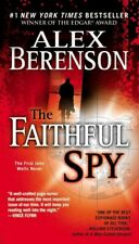 Faithful Spy, Paperback by Berenson, Alex, Acceptable Condition, Free P&P in ...