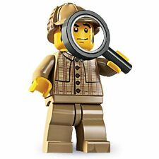 Lego Minifigures Series 5 Detective  8805 In Factory Sealed Package.