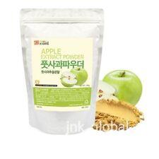 Green Apple Extract Powder Tea Fresh Diet Detox Dietary Fiber 200g Natural 100%