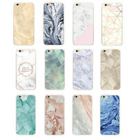 Silicone TPU Ultra Slim Rubber Back Case Cover For Apple iPhone 4s/5s/6s/7 cg21