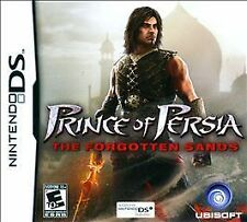 PRINCE OF PERSIA: THE FORGOTTEN SANDS brand new video game for Nintendo DS, 2010
