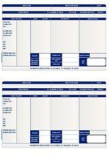 IRIS PAYSLIPS COMPATIBLE BLUE - IRLPAY x 500