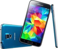 "Samsung Galaxy S5 blau 16GB LTE Android Smartphone 5,1"" Display ohne Simlock"