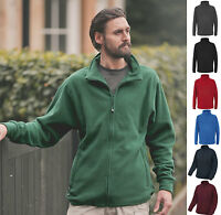 CLEARANCE - Trespass Mens Boyero Fleece Full Zip Jacket - SIZES S, M, L & XL