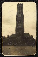 brügge belfried-Flandern-1.WK-Belgien-6.7.1917--58