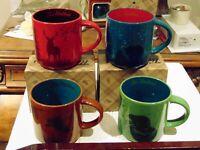 Tim Hortons Ceramic Canadian Animals Limited Edition No.017 complete set NIB