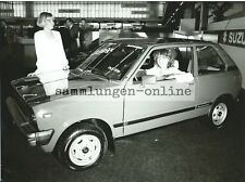 Suzuki Alto Rai 1981 Amsterdam Car Photography press photo photograph automobile