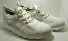 New listing FootJoy SuperLites XP Men's White Gray Golf Shoes US 10.5 M - 58062