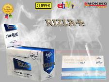 5000 x Cartine Rizla Blu Corte Blue Regolare Scatola - BOX DA 100 LIBRETTI ✅