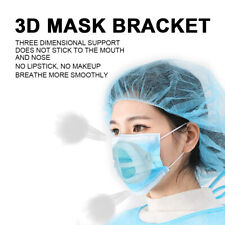 5pcs 3D Face Masks Bracket Mouth Separate Inner Stand Holder Breathing Space