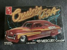 AMT Cruisin USA '49 Mercury Coupe - 1/25 Scale