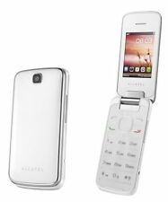 Handy Alcatel One Touch OT-2010g Sesame Onetouch White Ohne Simlock NEU