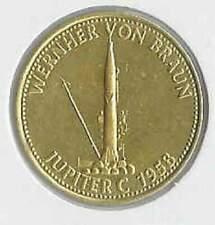 Shell penning luchtvaart (16): Wernher von Braun Jupiter C 1958