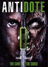 ANTIDOTE 2014 Horror dvd Post Apocalypse Zombie Virus KATHLEEN WISE Matt Rauch