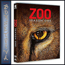 ZOO - COMPLETE SEASON 1 *BRAND NEW DVD***