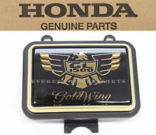 New Genuine Honda Emblem 89-97 GL1500 Goldwing Combination Switch Cover OEM #S06