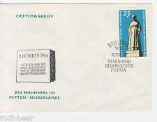 DDR Nr.  1141  FDC Ersttagsbrief  Mahnmal in Putten Niederlande