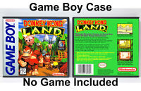 Donkey Kong Land - Game Boy GB Custom Case *NO GAME*