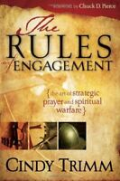 The Rules of Engagement by Trimm, Cindy