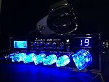 Cobra 29 Ltd Chrome-Blue Nitro+Clear Knobs + Performance Tuned+Receive Enhance