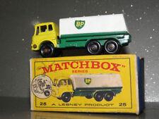Matchbox 1-75 Vintage Manufacture Diecast Delivery Trucks