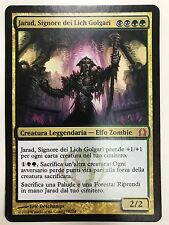 MAGIC MtG - JARAD, SIGNORE DEI LICH GOLGARI - JARAD, GOLGARI LICH LORD - NM ITA