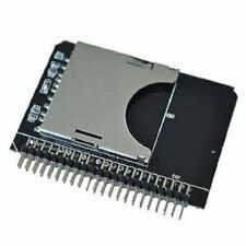 SD SDHC SDXC MMC Memory Card to IDE 2 5 034 44 Pin Male Adapter Converter  SD S