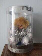 Classic Treasures Zandra Clown Doll Silver New