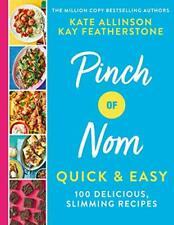 1. Pinch of Nom: Quick & Easy