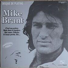 MIKE BRANT DISQUE DE PLATINE  33T LP