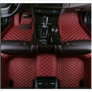 For Kia Sorento FloorLiner Car Floor Mats Car Rugs carpets Auto Mats pads