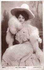 Vintage Postcard Billie Burke Actress Rotary Photograph  c.1900s