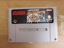 SUPER MARIO ALL STARS CARTUCHO SNES NINTENDO