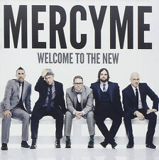 Welcome to the New - MercyMe (CD, 2014, Columbia (USA)) - FREE SHIPPING