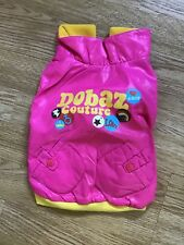 Bnwt Dobaz Reversible Dog Coat Size M