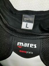 NEW Mares LARGE Kalia Scuba Diving BC BCD Buoyancy Compensator PERFECT
