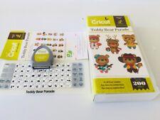 Cricut Lite Teddy Bear Parade Cartridge 2001440 - Complete in Box - Linked