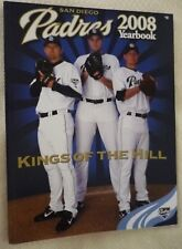 2008 SAN DIEGO PADRES Yearbook - Excellent Condition - MLB
