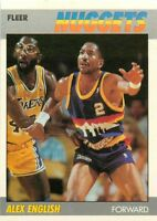 1987-88 FLEER NBA BASKETBALL CARD PICK SINGLE CARD YOUR CHOICE