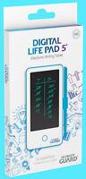 "ULTIMATE GUARD DIGITAL 5"" LIFE PAD COUNTER NEW Game Score Writing Tablet mtg rpg"