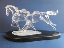 Swarovski Limited edition 2001 Wild horses Art nr 236720