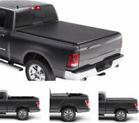 Soft 6.2 feet Roll-Up Tonneau Cover for 99-06 Tundra Access/EXT Cab Truck Bed